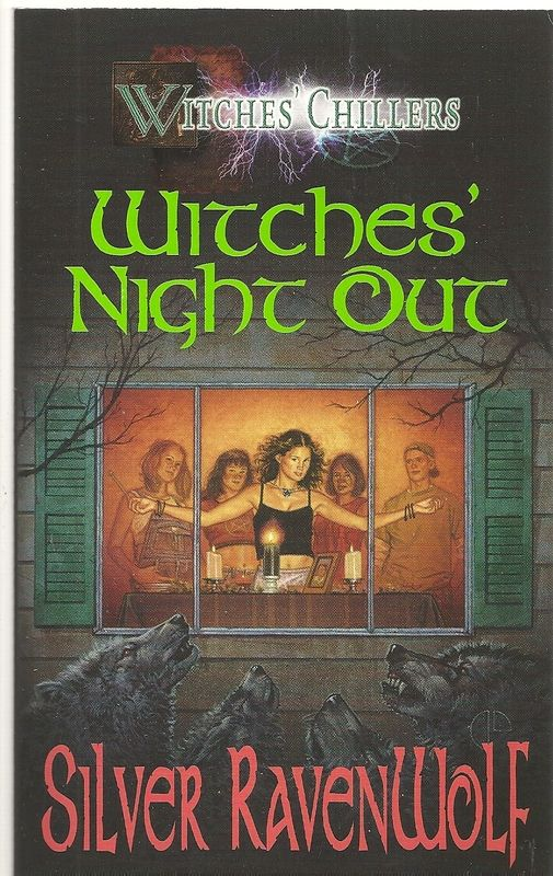 Witches' Night Out (Witches Chillers), RavenWolf, Silver