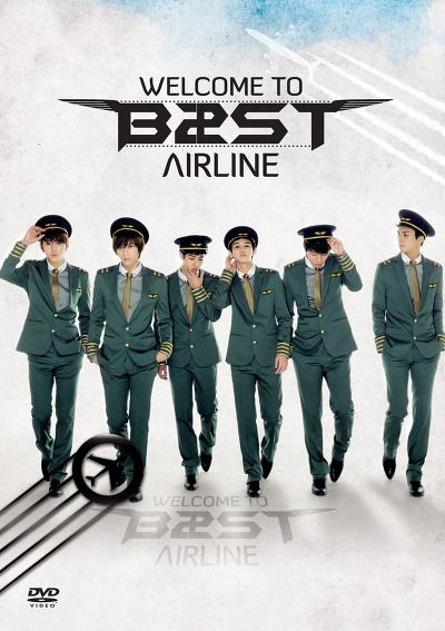 [Concert] BEAST (B2ST) - 1st Concert Welcome To BEAST Airline [DVD VOB]