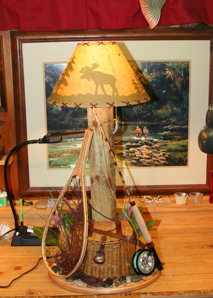 Should Make A Nice Handmade Addition To The Fishing Cabin When I Head Up In  A Few Weeks.